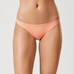 NWT Solid & Striped Peach Fiona Bottoms